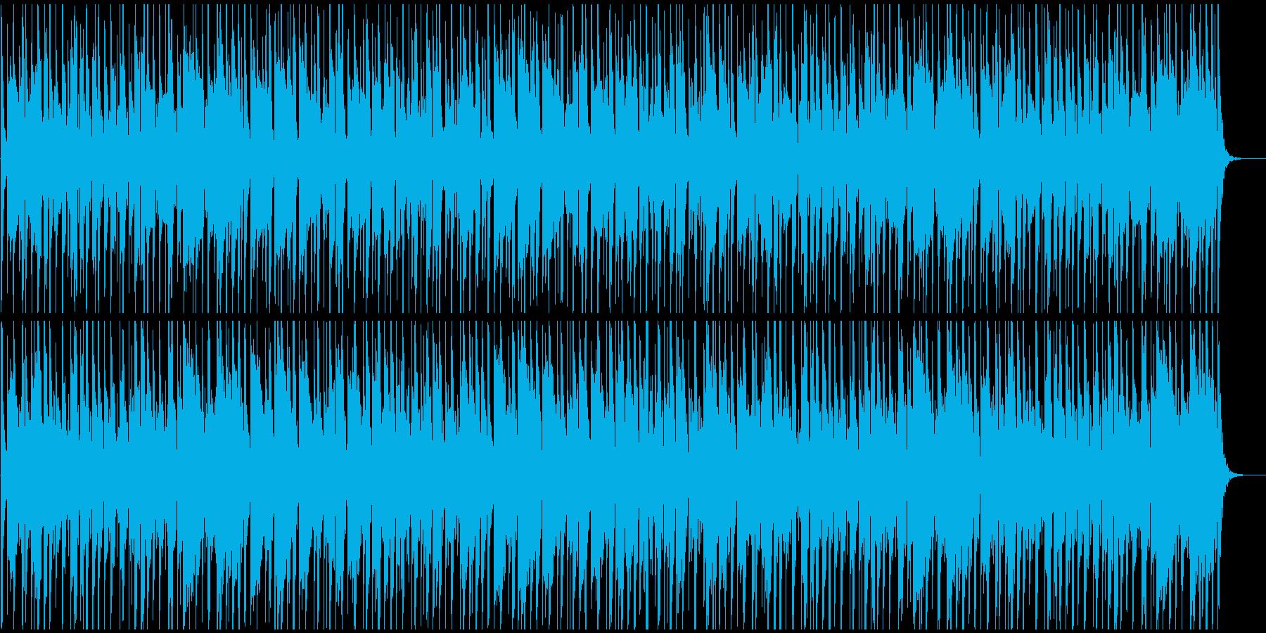 和風祭りだんじりお囃子 中テンポで軽快の再生済みの波形
