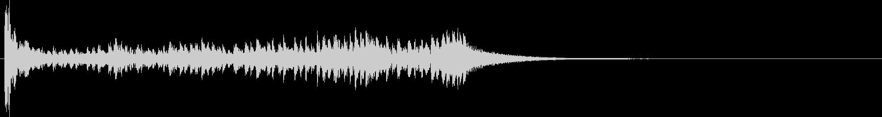 ティンパニ:Dbロール、ティンパニ...の未再生の波形
