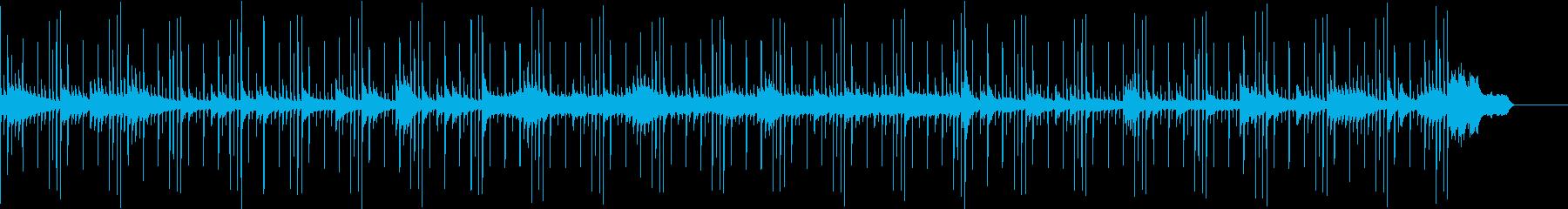 【ヒップホップ】どこか懐かしいサウンドの再生済みの波形