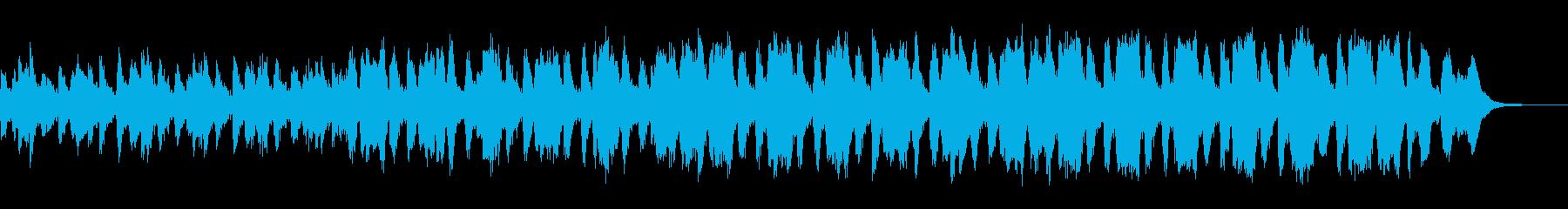 エレキ・ギター「ダッシュ」オーケストラの再生済みの波形