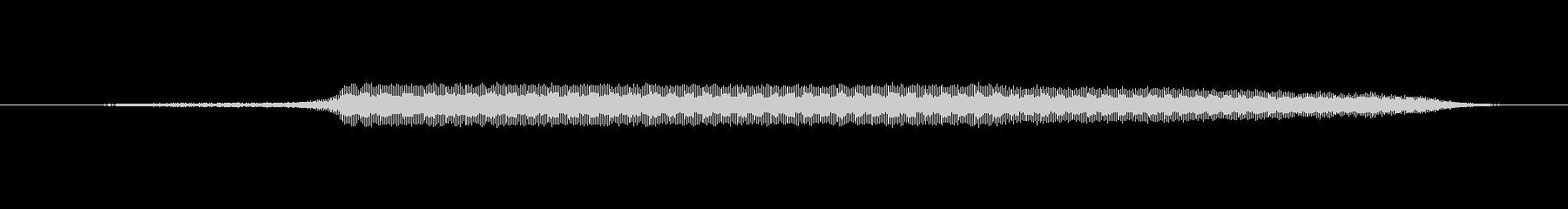 ホーン Hoot Soft 03の未再生の波形