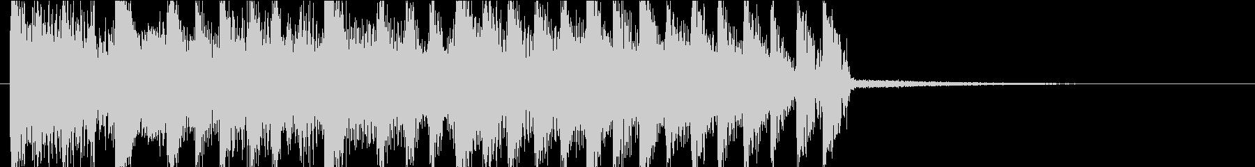 暗くて不気味なビッグビートのトラッ...の未再生の波形