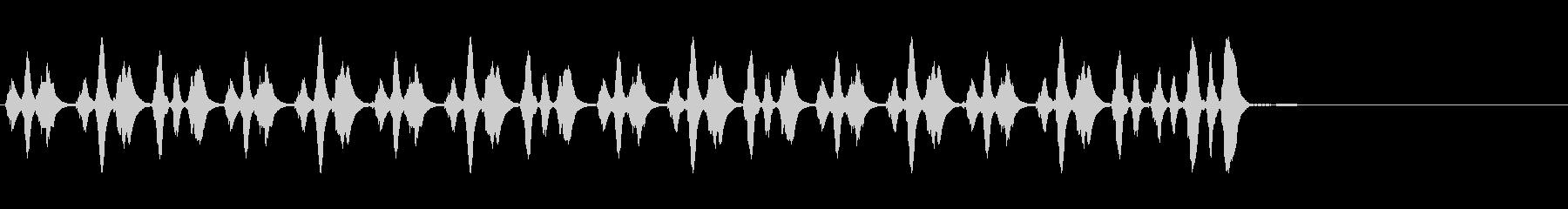 フルート:ホースギャロップアクセン...の未再生の波形