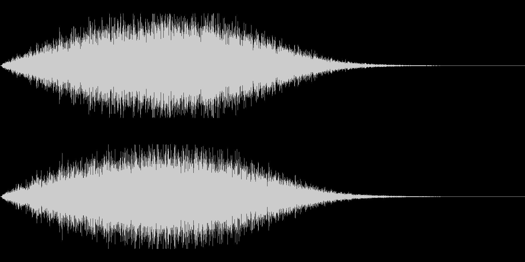Dark_Attack-35の未再生の波形