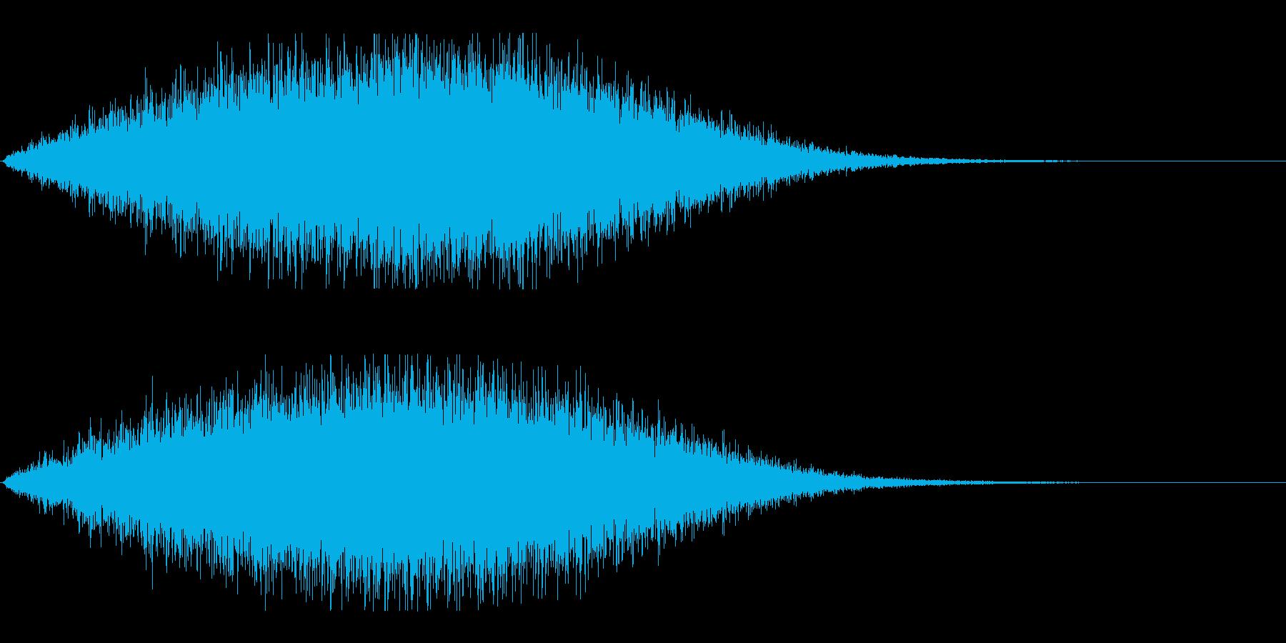 Dark_Attack-35の再生済みの波形