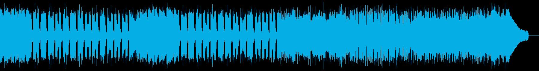 カントリー風ロックギター01Jの再生済みの波形