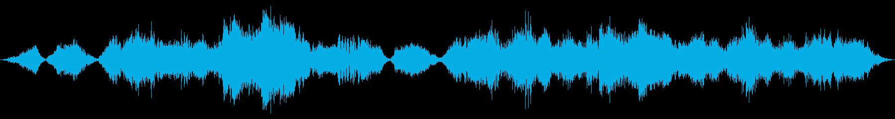 宇宙船の戦い:船の通過、レーザーシ...の再生済みの波形