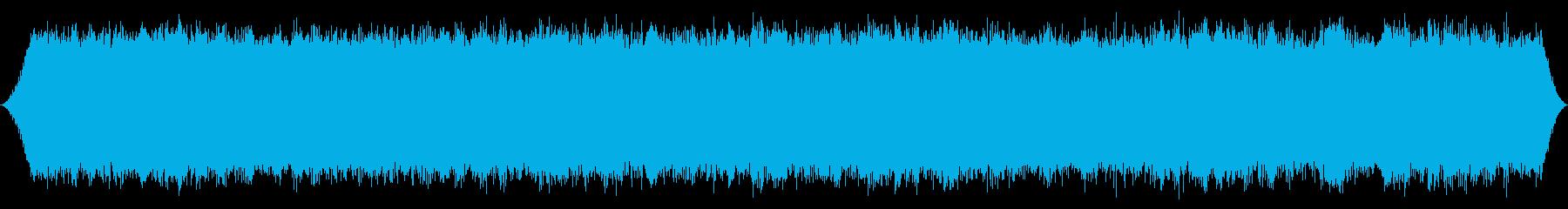 シューという風:大きな開口部からの...の再生済みの波形