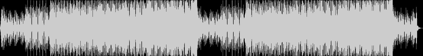 軽快清涼感クールEDMトロピカルハウスaの未再生の波形