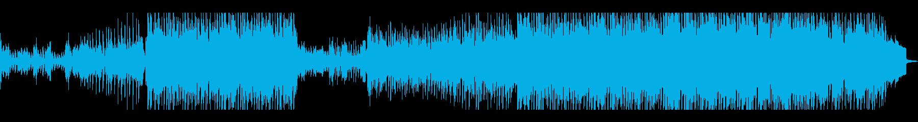 未来 ベース スタイリッシュ シン...の再生済みの波形