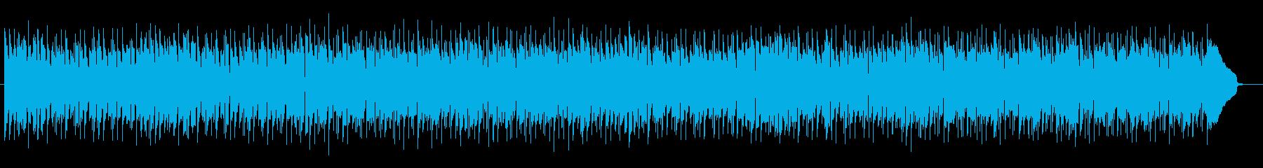 穏やかで温もりあるピアノポップサウンドの再生済みの波形