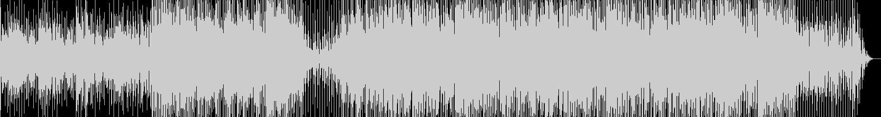 エスニック。リズミカル。ハートビー...の未再生の波形