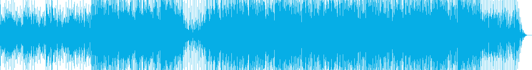 エスニック。リズミカル。ハートビー...の再生済みの波形