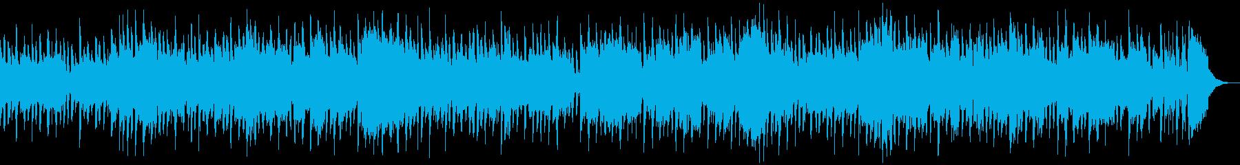 木琴メロディの明るいポップスの再生済みの波形