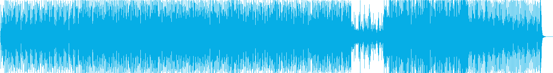 Onsen Holidayの再生済みの波形