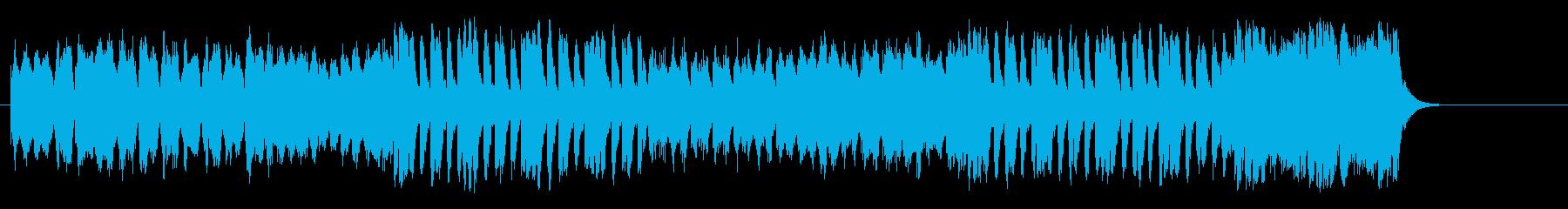 映画サントラ風オーケストラ/ドキュメントの再生済みの波形