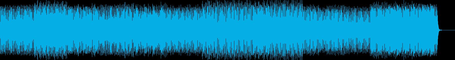 機械的およびロボット的な雰囲気のテ...の再生済みの波形