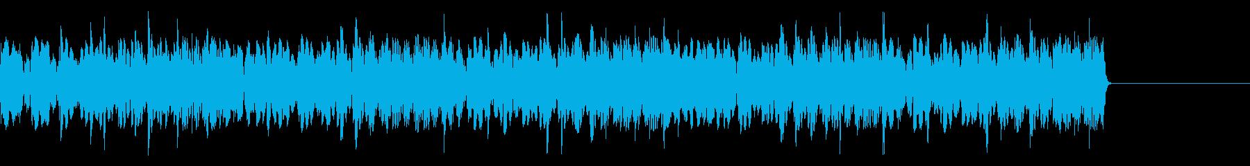 ゲームセンターのクレーンゲームの音 5回の再生済みの波形