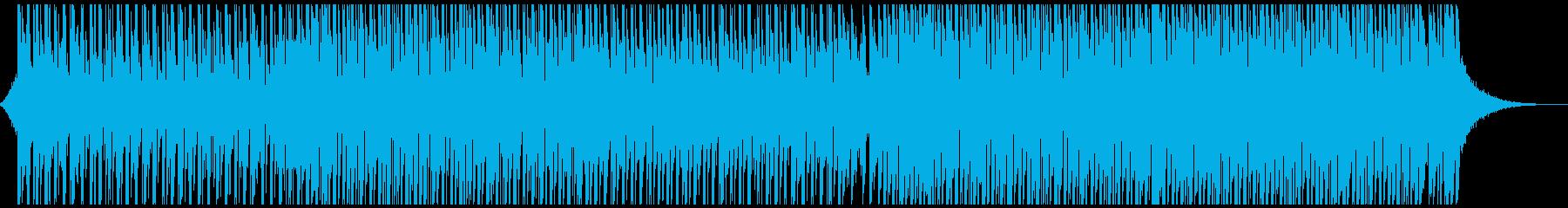 ハッピーダンス(ミディアム)の再生済みの波形