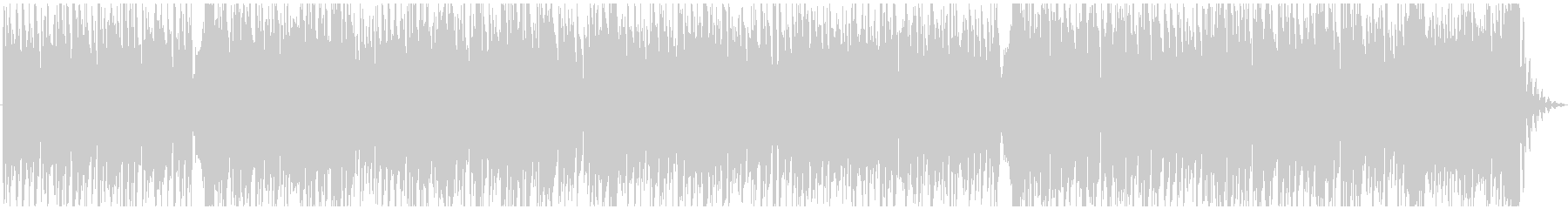 No synth / Fun energy that makes you feel better's unreproduced waveform