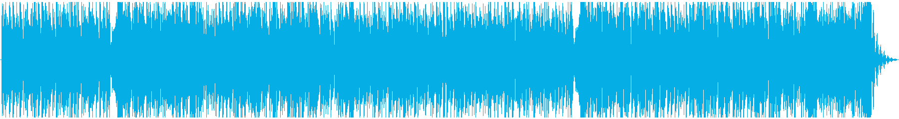 No synth / Fun energy that makes you feel better's reproduced waveform