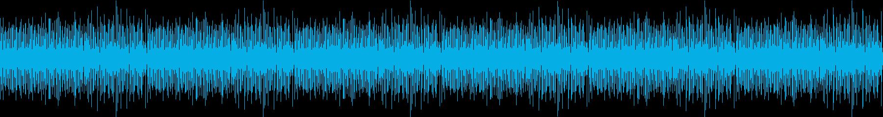 静かなジャズトリオループ、おしゃれ、大人の再生済みの波形