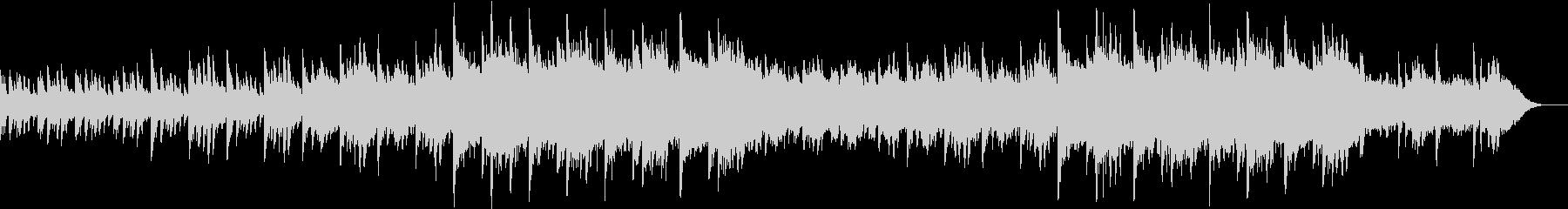 ピアノ、環境音楽ヒーリング-09の未再生の波形