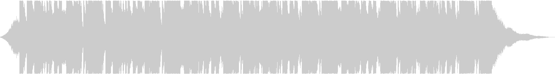 トロピカル バラード ポジティブ ...の未再生の波形