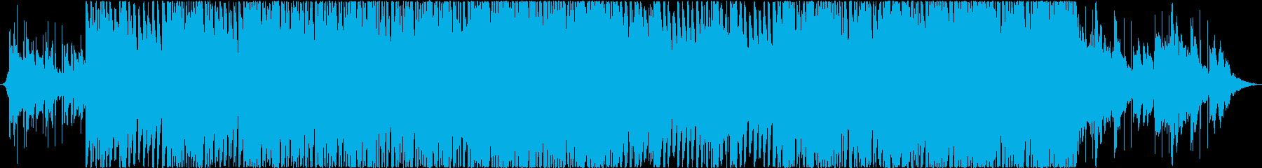 popの再生済みの波形