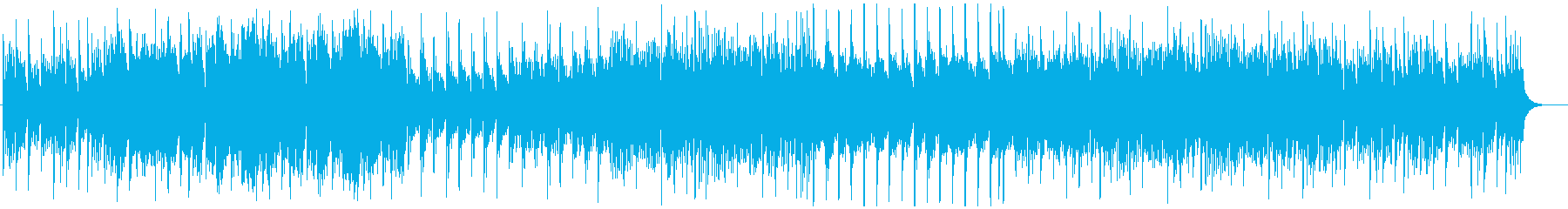 ケルト-北欧の森-ゆったり-アイリッシュの再生済みの波形
