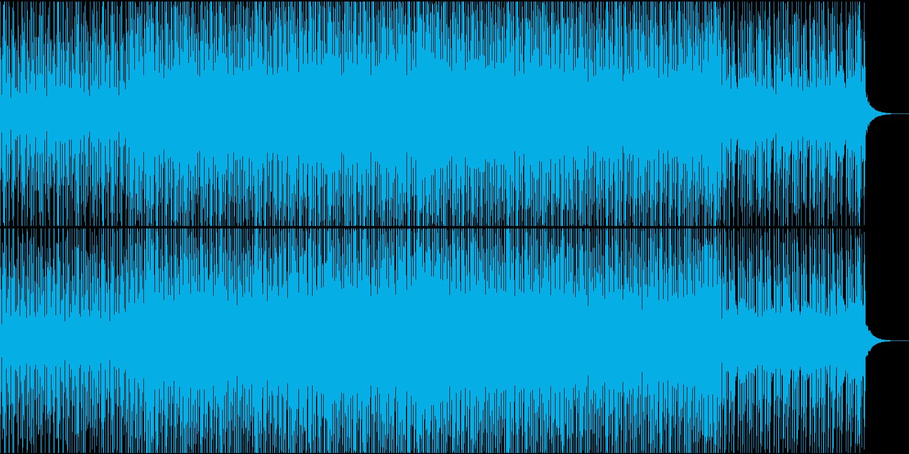 ポップ テクノ トロピカル コーポ...の再生済みの波形