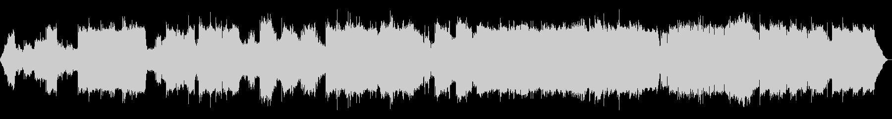 エレクトリックピアノのシンプルなメ...の未再生の波形