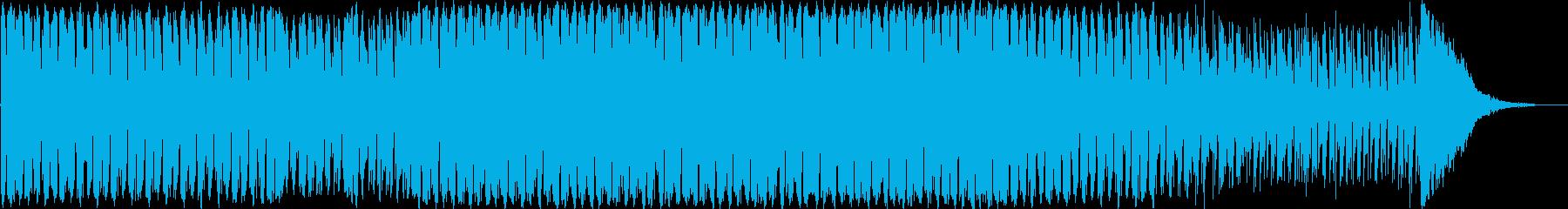 法人 アクション お洒落 ハイテク...の再生済みの波形