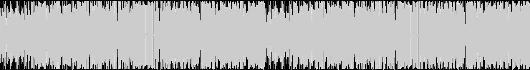 【ロック/電子/サイバー】の未再生の波形