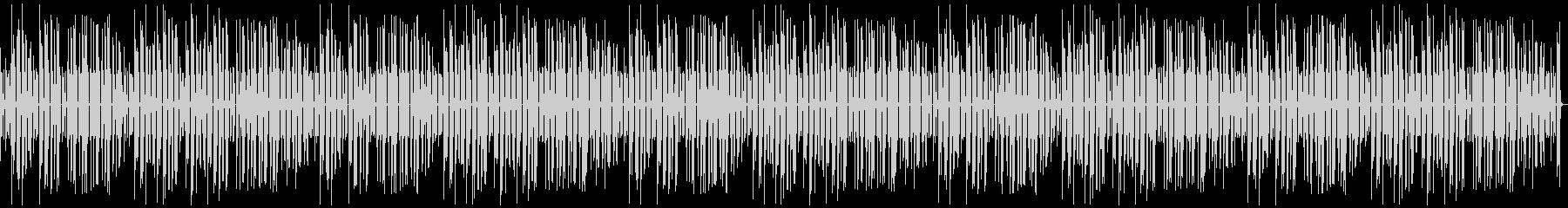 ゆるっとほのぼの日常、素朴な音色、10分の未再生の波形