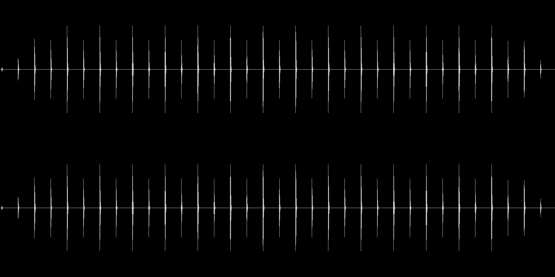 時計 ticktock_25-1_dryの未再生の波形