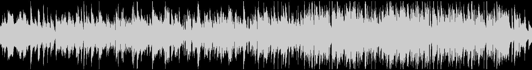 幸せな雰囲気の素敵ジャズワルツ※ループ版の未再生の波形