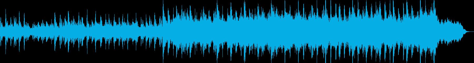 クラシック交響曲 広い 壮大 神経...の再生済みの波形