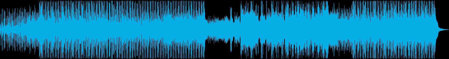 シンセ、SFX、バヤン、バラライカ...の再生済みの波形