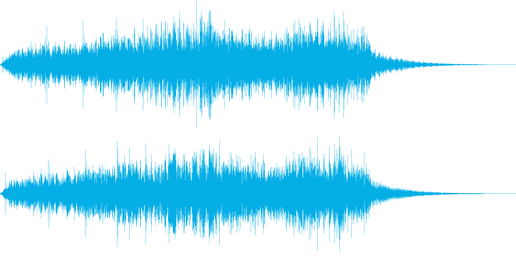 CINEMATIC RISER_06の再生済みの波形