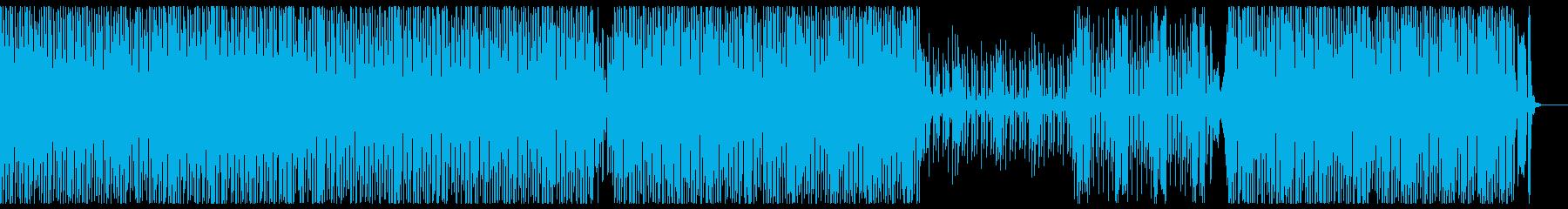 レトロピアノがお洒落なクラブ系ジャズの再生済みの波形