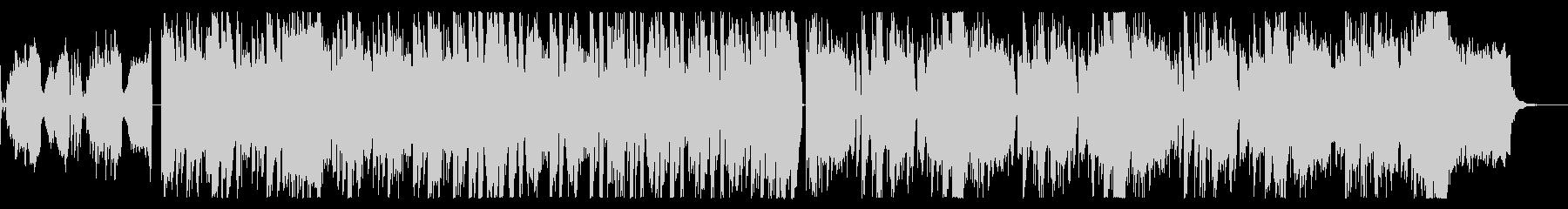 様々なシンセ音が入ったDubstepの未再生の波形