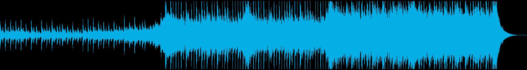 フュージョン ジャズ 現代的 交響...の再生済みの波形