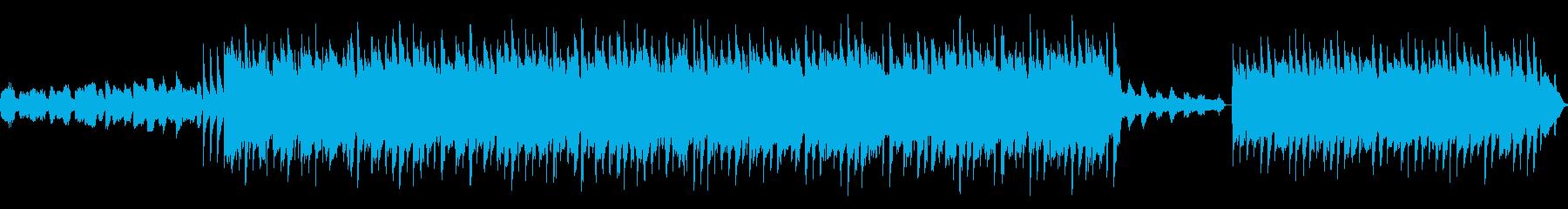 【Dr抜】ノリ良いエレクトロスウィングの再生済みの波形