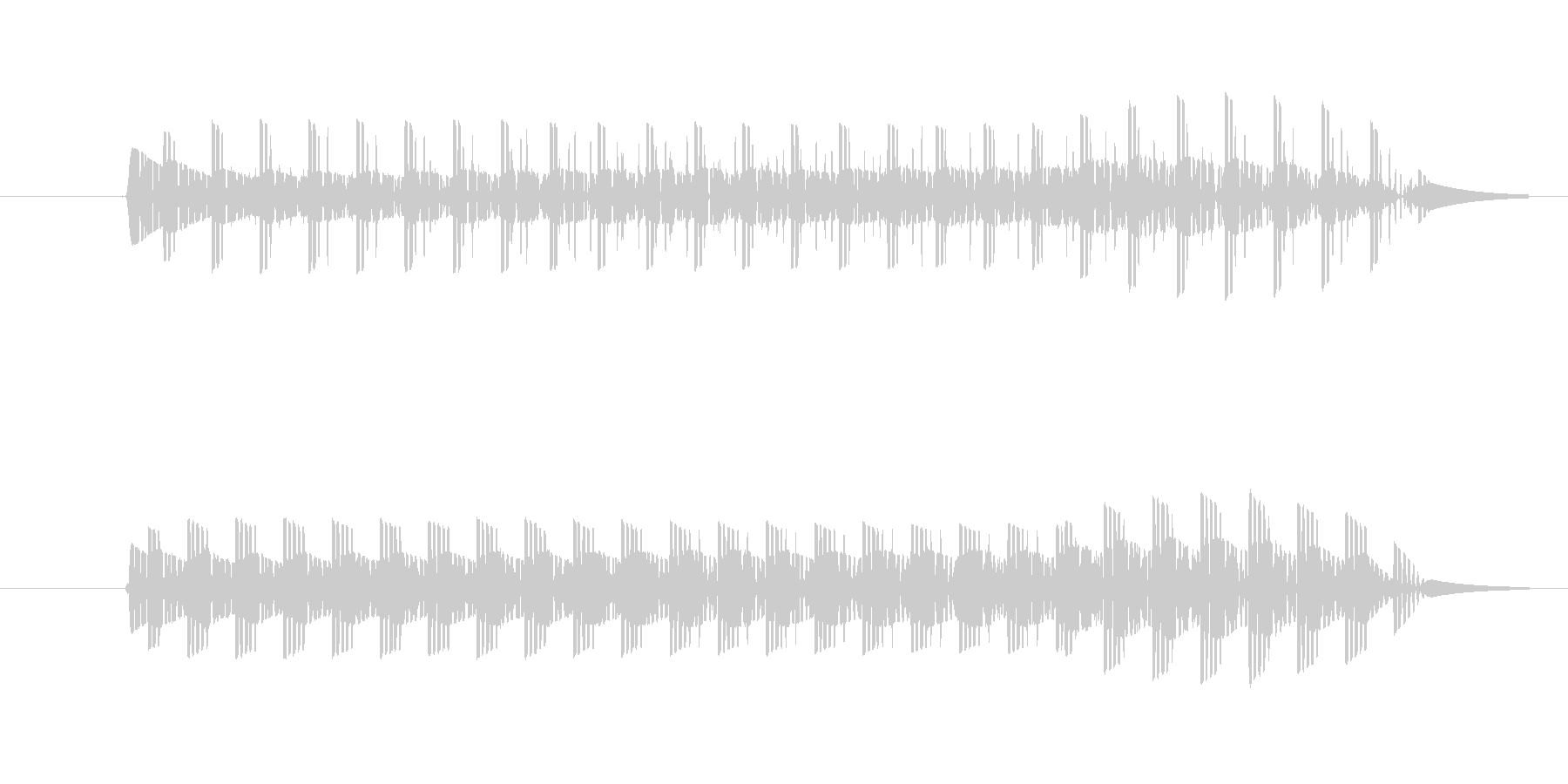 ゲーム、クイズ(ブー音)_009の未再生の波形