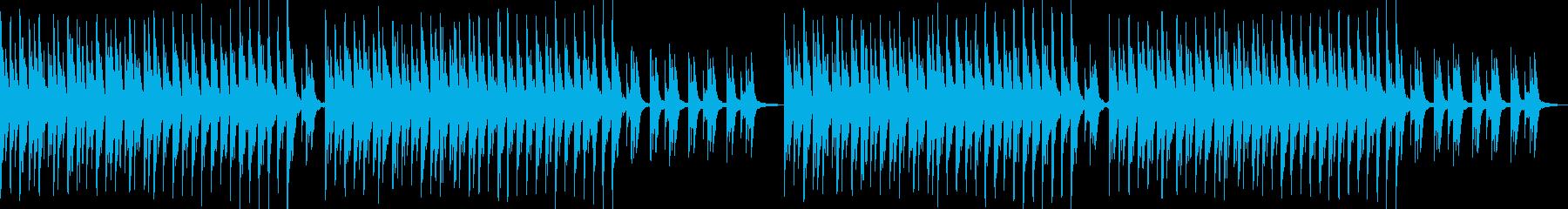 癒やしのピアノ ヒーリング 快眠 睡眠の再生済みの波形