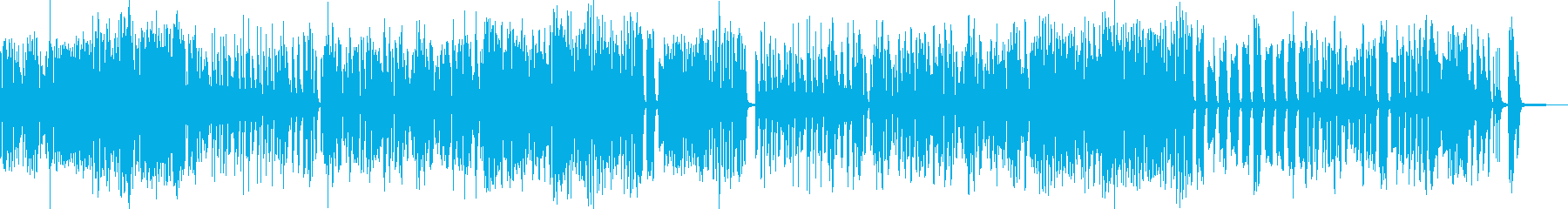 トランペット・元気溢れるマーチ・打楽器無の再生済みの波形