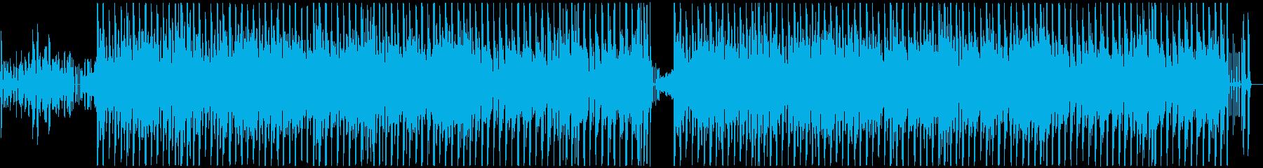 切なく悲しいバイオリンのマヌーシュジャズの再生済みの波形