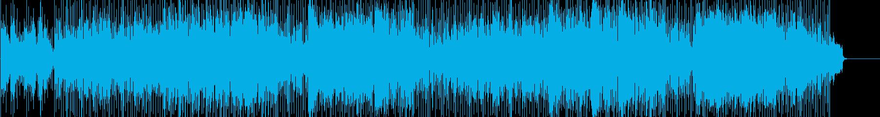 ポップ。ピアノバー。の再生済みの波形