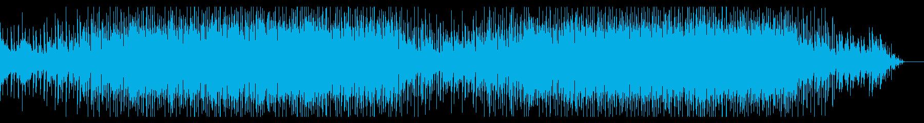強大なものに立ち向かう/ピアノ・シンセの再生済みの波形